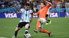 2014 FIFA World Cup Brazil™: Netherlands-Argentina - Photos - FIFA.com