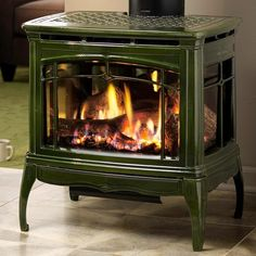 something small like this for a fireplace.Bristol DX Gas Fired Stove from HearthStone Gas Fire Stove, Gas Stove Fireplace, Fireplace Stores, Propane Stove, Fireplace Hearth, Gas Fires, Gas Fireplaces, Corner Fireplaces, Fireplace Ideas