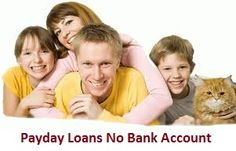 As the name suggests, #PaydayLoansNoBankAccount is an ideal cash solution that allow the borrowers to grab additional money without any checking account. Availing for these financial schemes they also don't need to undergo any credit checking and documents faxing procedure prior to approval. www.paydayloansnobankaccount.com