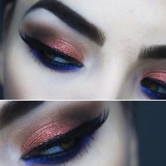 Tutorial for this look now live on my channel. Link in bio! PRODUCTS: @meltcosmetics promiscuous. @anastasiabeverlyhills black diamond, caramel, henna, brow powder granite. @makeupgeekcosmetics beaches and cream. @lashesbylena Monroe.