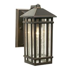 """J du J Sierra Craftsman 10"""" High Outdoor Wall Light I thinks this line will look good on our house"""