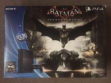 Sony PlayStation 4-(500GB)/Batman: Arkham Knight Bundle