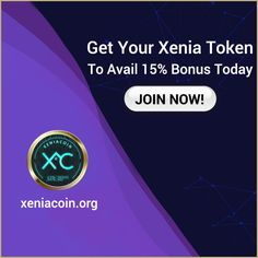 The XENIA ICO Funds for the xenia coin will be raised through crowdfunding. Pre-ICO and ICO programs are currently being held for an immediate investment. Take part in our Token sale now! Crypto Mining, You Got This, Hold On, Investing, Business, World, Naruto Sad, Its Ok, Store
