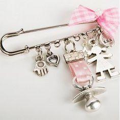 http://www.favouritebabyshop.com/gifts/jewelry-for-baby/ : baby evil eye charm safety diaper pin brooch hamsa khamsa