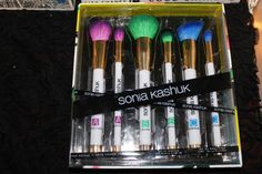 Rose Bella Beauty : Sonia Kashuk Art of Makeup Brush Set Review