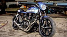 Marcus Walz Yamaha XV950 ~ Return of the Cafe Racers