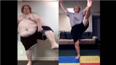 Saiba como o ioga ajudou homem de 40 anos a perder 136 kg em 15 meses. #saúde #emagrecimento #obesidade #cuidadospessoais #ioga #fitness