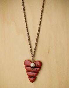 Tutorial cuore in pasta polimera