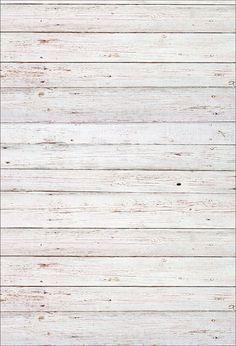 Wooden Backdrop White Background Muslin Backdrops J03389 #IphoneBackgrounds