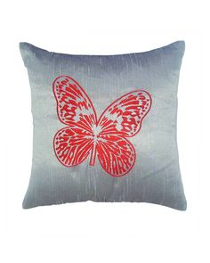 Carmichael-Grey Red Cushion Cover Set Of 5