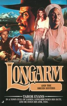 Longarm #286: Longarm and the Druid Sisters by Tabor Evans, Click to Start Reading eBook, More information to be announced soon on this forthcoming title from Penguin USA.