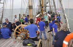 #vlootschouw #sail #Shtandart.eu #foto Ad Walrave