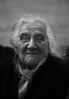 ***CLICK IMAGE*** March 23, 2016 - Portrait of an old village woman.