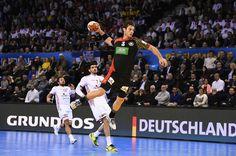 "Handball WM 2017: Deutschlands bad boys dominierten Kroatien. Andreas Wolff ""Man of the Match"". Handball WM 2017 Frankreich: Deutschlands bad boys dominierten mit ..."