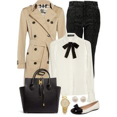 """""""Parisian Chic"""" by angela-windsor on Polyvore"""