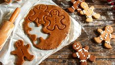 Its the most wonderful time of the year but its also the most wonderful time of the week because our baking queen Catherine Leyden is in the kitchen this morning with a festive treat perfect for all the kids to get involved with. We're making gingerbread men!