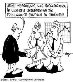 Frauenquote - pragmatisch