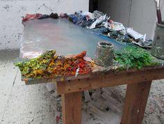 "John Dubrow ""palette"""