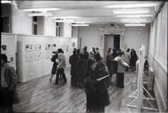 40 years ago opening of my first exhibition from Jan 29th to Feb 6th 1977. In Fontainebleau my birth town France. I was 18 . I'm still alive and painting ! 8 paintings oil on canvas and 30 works on paper from 1975 and 76.  More info at http://ift.tt/2kC2DYt(vintage pic of the opening in the Election hall in Fontainebleau) pascal lecocq #art #blue #painterofblue #painting #painter #artist #contemporaryartcurator #artstack #artcartridge #artcollectae #glarify #in #fontainebleau #plshow