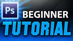 Adobe Photoshop Tutorial For Beginners, teaching the Basics Of Photoshop 2017 new. Photoshop Tutorial for Beginners, going over many important aspects when f...