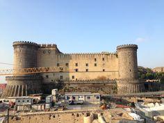 O centro histórico, o Monte Vesúvio, as pizzas e as ilhas!!!!