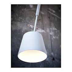 TISDAG Lampa wisząca LED - IKEA 200ZL