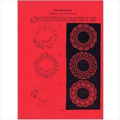 Jean Withers ~ ~ P.62 Tres Torchon patrón de encaje Círculos en eBid España