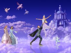 Barbie Movies Wallpaper: Barbie and the magic of pegasus