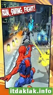 Game Spider-Man Unlimited v1.5.0g Apk + Data | Most Wanted Game Apk Free Download