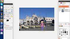 Kontxi ya es una experta en retoque fotográfico con GIMP