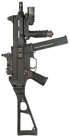Hackler und Koch UMP45 - .45 ACP