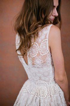 lace dress, white, summer fashion