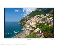 Discover the beaches of paradise...Amalfi, Italy.
