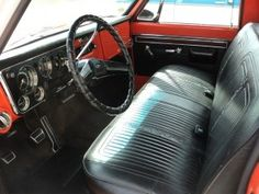 1970 chevy truck interior pictures