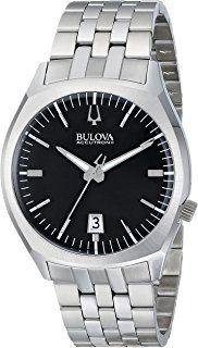 [ブローバ アキュトロン 2] BULOVA ACCUTRON II [サーベイヤー] SURVEYOR 96B214 3気圧防水 メンズ [正規輸入品]
