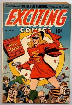 Exciting Comics 53