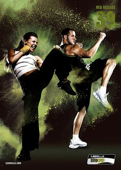 Body combat, one of the class I haven't done yet.... but on my to do list!!!!