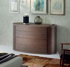 Włoska piękność w sypialni  #dark #commode #modern #style #italiandesign #italiantaste