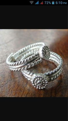 Sterling Silver Toe Rings, Silver Anklets, Silver Bangle Bracelets, Ankle Bracelets, Silver Payal, Silver Jewellery Indian, Gold Jewellery Design, Silver Jewelry, Toe Ring Designs