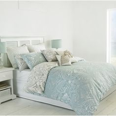 You'll love the David Home 150 TC Chatsworth Duvet Set at Wayfair.co.uk - Great Deals on all Textiles & Bedding products with Free Shipping on most stuff, even the big stuff.