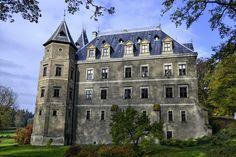 Gołuchów - zamek Czartoryskich, zwiedzanie i historia
