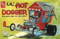 AMT LiL Hot Dogger  box art