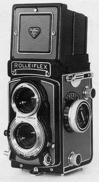 Maier empleó diversas cámaras a lo largo de su vida, pero principalmente modelos Rolleiflex.