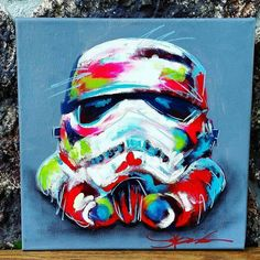 "WANT A SHOUTOUT ?   CLICK LINK IN MY PROFILE !!!    Tag  #DRKYSELA   Repost from @jspiredart_   ""Aren't you a little short for a Stormtrooper""  12 x 12 acrylic on canvas click on contact in bio for more info . . . #jspiredart #popart #tampabayartist #modernart #artistmafia #artoftheday #best #vibrantart #starwars #stormtrooper #contemporaryart #giftideas #interiorart #moderndecor #artcollective #artfido #AAA #buyart #artforsale via http://instagram.com/zbynekkysela"
