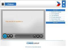"Plataforma virtual ""Chile País Emprendedor"" - Existe acceso a material audiovisual usado en los cursos - SERCOTEC"