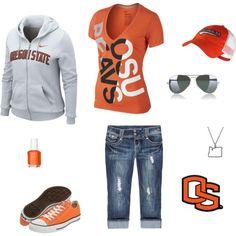 College Gear - Oregon State