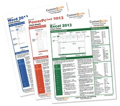 Microsoft Office Quick Reference