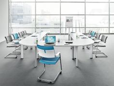 Conference table CX3200 from BN Office Solution, designed by Jens Korte - www.rohde-grahl.nl