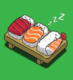 Sushi by Natasha Tantama