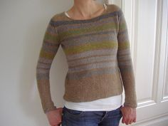 knit / knitting pattern Dessine-Moi Un Mouton by La Maison Rililie: FO by Iscula on ravelry